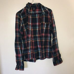 Lucky Brand Flannel